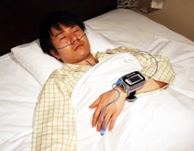 睡眠時無呼吸症候群検査